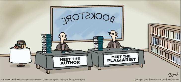 loose plagiarist