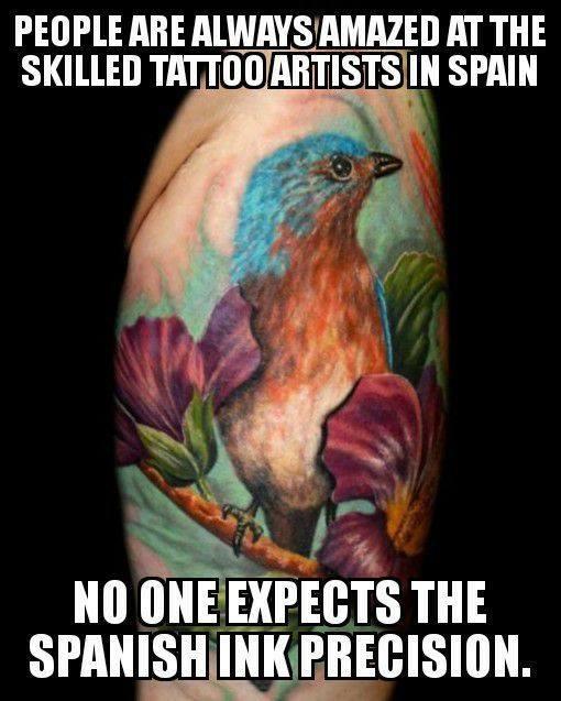 OY - Spanish Ink