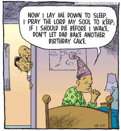 pardon my cake