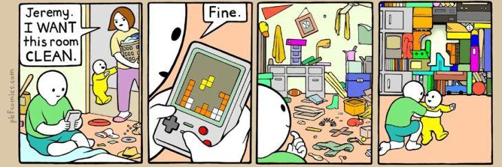 perry bible tetris