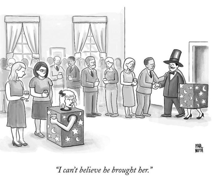 Paul Noth magician
