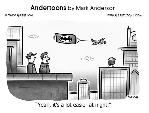 andertoons bat signal