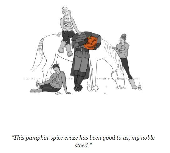 punpkin spice