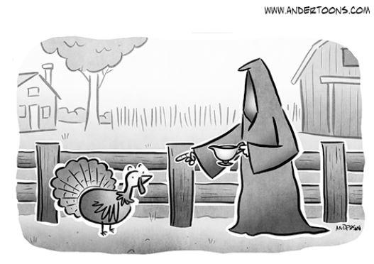 death turkey