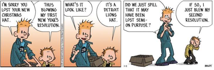 lions hat
