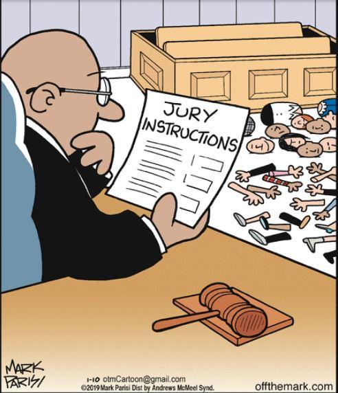 mark jury