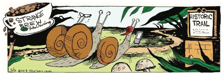 mar18 strange snailtrail