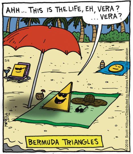 argyle triangle