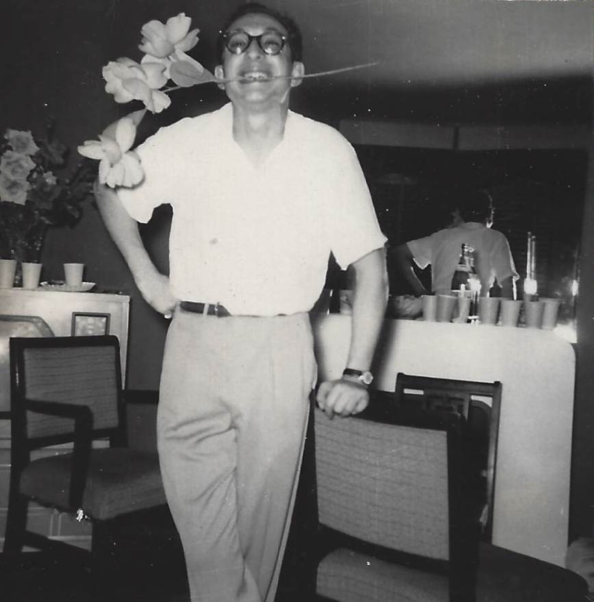 Irv engagement party 1951.jpg