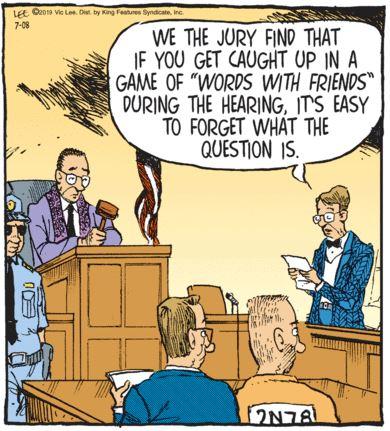 trial pardon