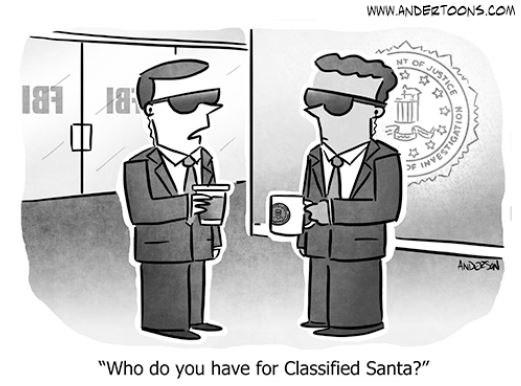 classified santa