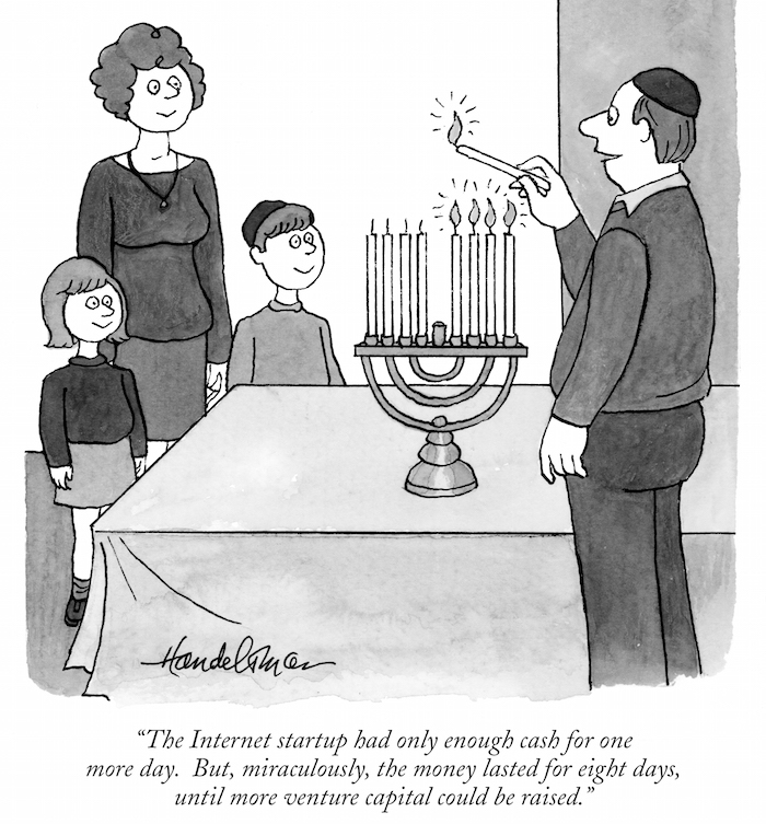 dec 15 Chanukah bob mankoff