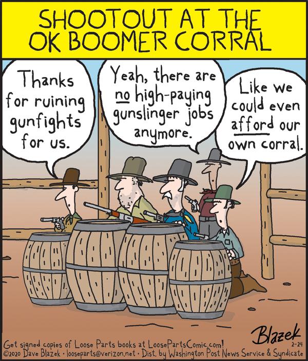 loose boomer