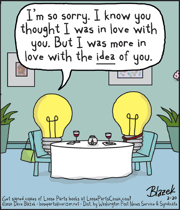 loose lightbulbs