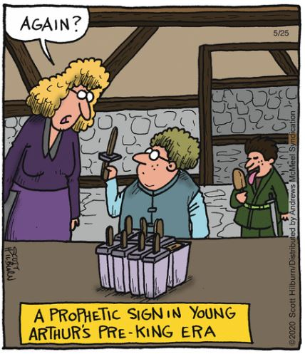 argyle arthur
