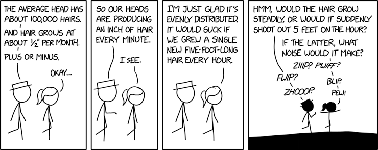 hair xkcd