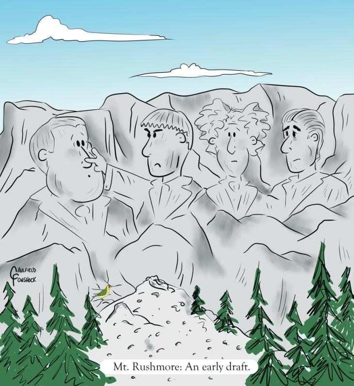 June18a Yaffle by Jeffrey Caulfield and Brian Ponshock shemp
